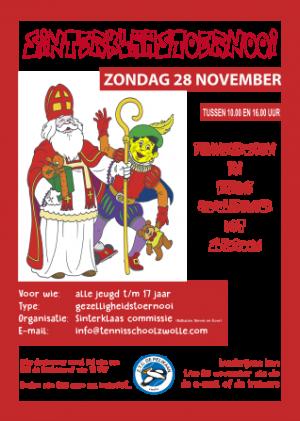 Sinterklaastoernooi 2021